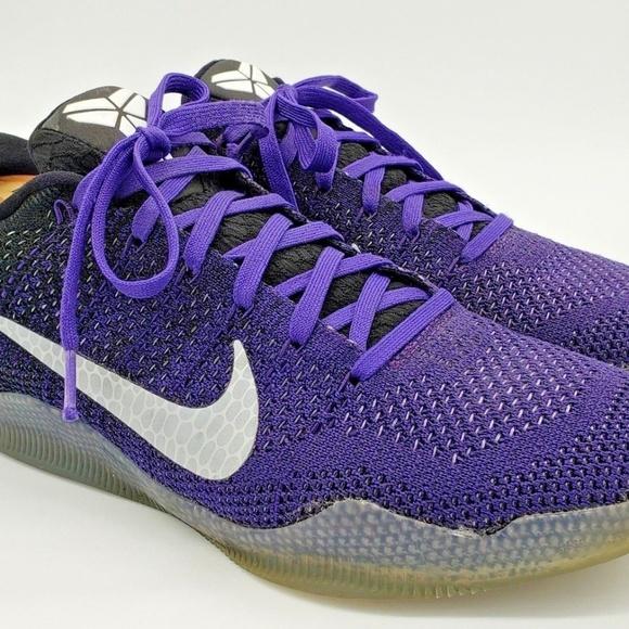 585857df781b Nike Kobe XI 11 Elite Low Eulogy Sz 8.5 Mens. M 5c06e14c9519961f4e09d829